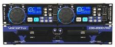Vocopro CDG-8900 Pro Dual CD/CD + G/CDG Beat Matching Karoke Player