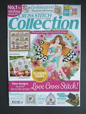CROSS STITCH COLLECTION MAGAZINE - ISSUE 253 - SEPTEMBER 2015 - V. G. USED#1