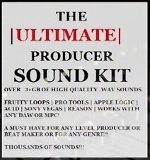FL Studio 12 Signature Edition Sound Kit Image Line Fruity Loops Production KITs