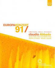 Mozart: Europakonzert 1991 from Prague [Blu-ray], New DVDs