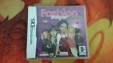 FASHION DESIGNER TU SET OF FASHION IN SPANISH NINTENDO DS SHIPPING 24/48H