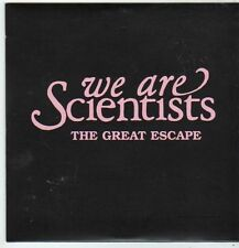 (FI348) We Are Scientists, The Great Escape - 2006 DJ CD