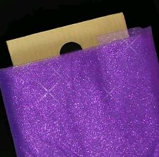 Glitter Tulle Fabric Bolt Roll 15 yards -54 inch wide