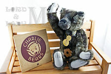 """Charlie Bears 2013 Collection - Percival - 17"""" Bear - NEW - With Tags"""