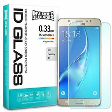 For Samsung Galaxy J5 2016 | Tempered Glass Screen Protector, Invisible Defender