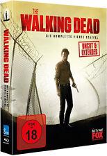 The Walking Dead - vierte Staffel - FSK 18 - Uncut & Extended - Blu-ray - NEU