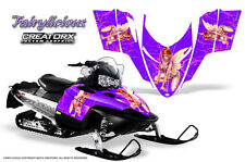 POLARIS SHIFT RMK DRAGON SNOWMOBILE SLED GRAPHICS KIT CREATORX WRAP FAIRYL PPR