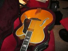 JIMMY TRIGGS ARCHTOP JAZZ  HANDCARVED GUITAR L-5 2006 NOS MINT