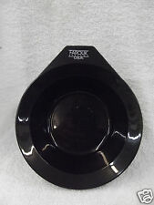 FAROUK Professional Systems Standard Black Plastic MIXING BOWL with Measurements