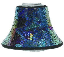 Village Candle - AROMA CANDLE SHADE - Exotica Crackle Mosaic