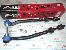 BMW E39 525i 528i 530 2 NEW Tie Rod Ends Inner & Outer  32111094673 32111094674