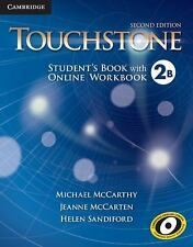 TOUCHSTONE LEVEL 2 STUDENT'S BOOK B WITH ONLINE WORKBOOK B 2ND EDITION by...