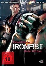 Ironfist - Under the Gun (2014) DVD - FSK 18