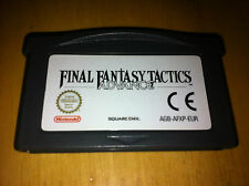 Final Fantasy Tactics Advance of Souls for Nintendo Game Boy Advance