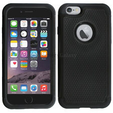 """Hybrid Rugged Rubber Matte Hard Case Cover Skin for Apple iPhone 6 / 6s 4.7"""""""