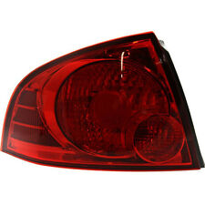 NEW 2004 2006 NI2800159 FITS NISSAN SENTRA REAR LEFT OUTER TAIL LIGHT ASSEMBLY