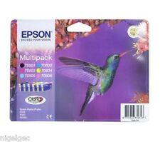Epson T0801 T0802 T0803 T0804 T0805 T806 T0807 original