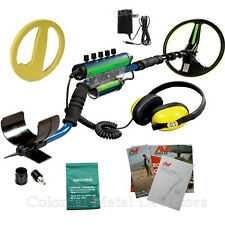"Minelab Excalibur II 2 Metal Detector with 10"" Coil - Free Shipping"
