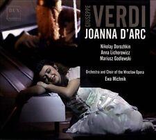 Joanna D'arc-Giovanna D'arco, New Music