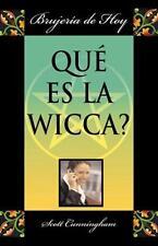 Que es la Wicca?: Brujeria de hoy (Verdad Sobre) (Spanish Edition)