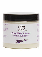 Whipped Pure Organic Shea Butter with Organic Lavender Oil *Grade A*  200ml