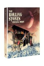 THE ROLLING STONES-HAVANA MOON (LIMITED DVD+2CD SET) EAGLE VISION  DVD+2CD NEU