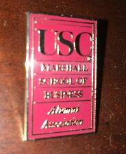 University Southern California USC Marshall School of Business NEW GOLD Pin RARE
