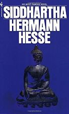 Siddhartha by Hermann Hesse (Mass Market Paperback) FREE SHIPPING BRAND NEW