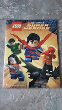 New York Comic Con 2015 - NYCC 2015 Lego DC Super Heroes Comic w/Poster