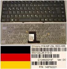 Clavier Qwertz Allemand SONY VAIO VPC-EA MP-09L16D0-886 148792221 Noir