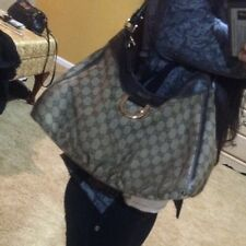 Beautiful Brown Gucci Purse, Baguette, 100% Authentic, FREE SHIPPING!