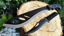 Machete + COLTELLO KNIFE BOWIE Busch COLTELLO COLTELLO Hunting macete Machette Couteau