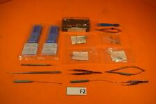 Lot of Ophthalmic Instruments-- Storz, V. Mueller