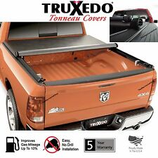 TruXedo 245901 TruXport Tonneau Cover Roll Up 09-16 Dodge Ram Crew Cab 5.7' Bed