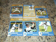 VICTORIA HARBOURCATS 2014 WEST COAST LEAGUE BASEBALL FACTORY SEALED TEAM SET