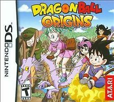 NEW Dragon Ball: Origins - Nintendo DS