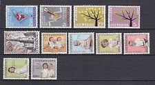 Luxemburg postfrisch Jahrgang 1962