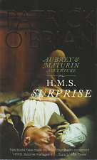 H.M.S Surprise, Patrick O'Brian, Book, New Paperback