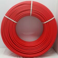 "*NEW* Certified Non Barrier 3/8"" - 1000' coil - RED PEX for POTABLE Water Use"