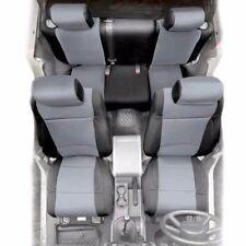 Smittybilt Custom Fit Front/Rear Neoprene Seat Covers 2007 4dr Jeep Wrangler JK