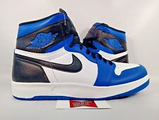 NEW Nike Air Jordan I 1 FRAGMENT REVERSE 1.5 THE RETURN BLUE 768861-106 sz 10