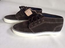 NEW American Eagle Outfitters Brown Suede Sneakers Men's Size 9