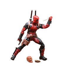 "Marvel Legends Wave X-men 6"" Deadpool Wade Wilson Action Figure Toys Gift Xmas"