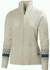 HELLY HANSEN - Womens Mountain Knit Jacket. Size:16 BNWT