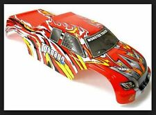 08306 RC 1/8 escala Monster Truck Body Shell cubrir HSP V2 Corte