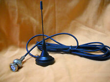 USA SELLER  800-900 Mhz LOW PROFILE MAGNETIC ANTENNA BNC MALE 8.5' RG-174