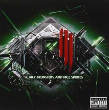 Scary Monsters And Nice Sprites - Skrillex CD Sealed ! New ! 2015 !