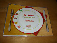 Eat Well: What Food Labels Tell Us ConAgra Food
