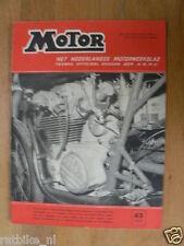 MO6505-COVER DUCATI 250 VILLA,GUSTAV HAVEL WEGRACE TECHNIEK,HENK WENDELGELST,