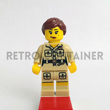 LEGO Minifigures - Zookeeper - col071 - Collectibles Omino Minifig Series 5